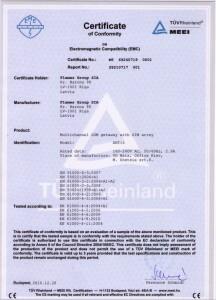 certificate-TUV