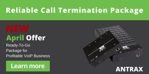 Reliable Call Termination GSM termination equipment