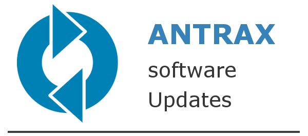 ANTRAX software updates